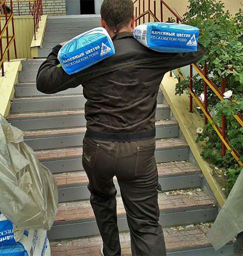 Доставка строительных материалов на заказ в Челябинске
