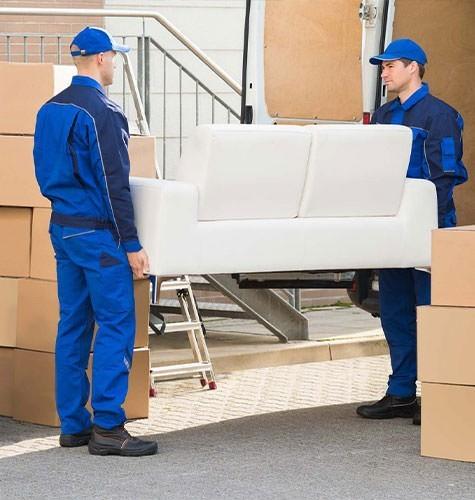 Профессиональная перевозка мебели с грузчиками в Челябинске