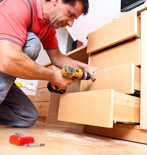 Сборщик мебели с вызовом на дом в Челябинске