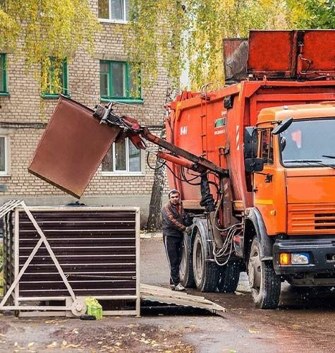 Услуги по вывозке мусора в Челябинске