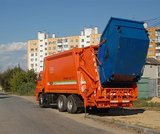 Вывоз мусора в Челябинске и Челябинской области