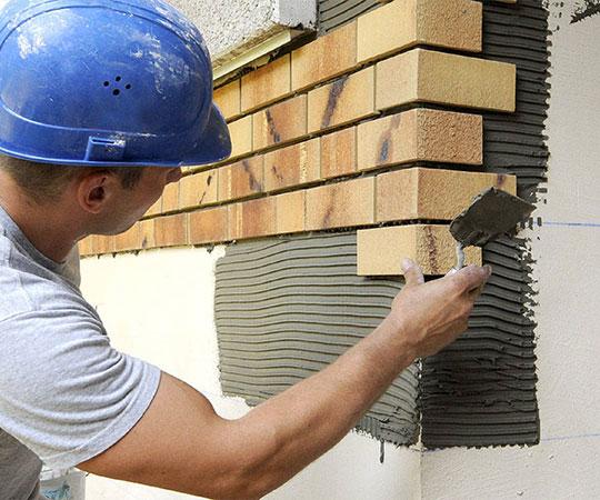 Фасадные работы в Челябинске и Челябинской области