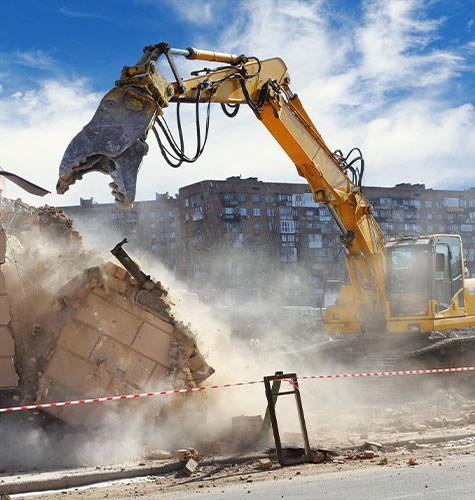 Услуги демонтажа в Челябинске