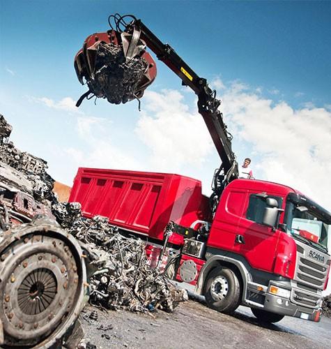 Вывоз мусора ломовозом в Челябинске